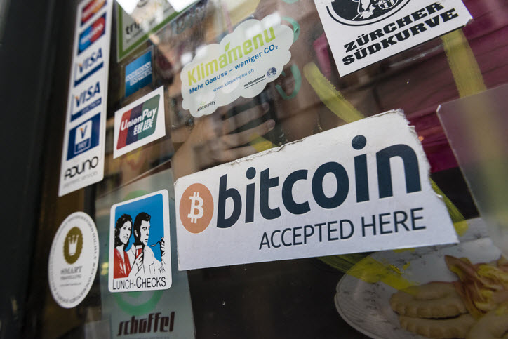 BTC Bitcoin Accepted Here